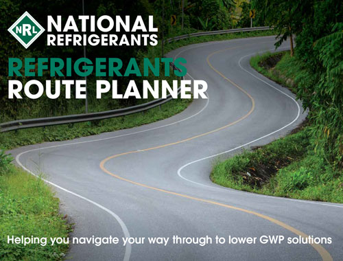 Refrigerants Route Planner